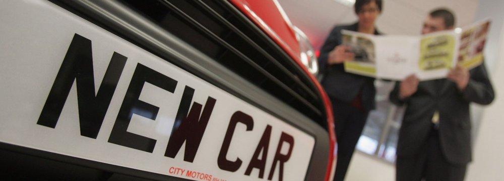 European Car Sales Rise 4.6%