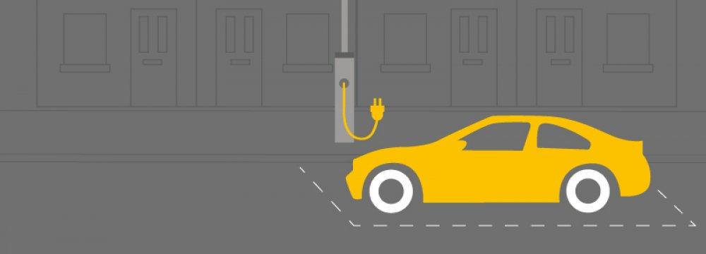 London Gets EV-Charging Lampposts