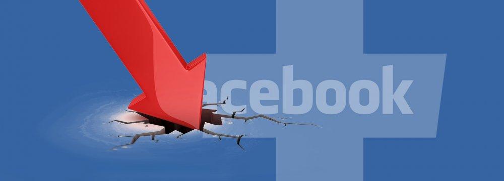 In Record Facebook Crash, Zuckerberg Loses Over $15b