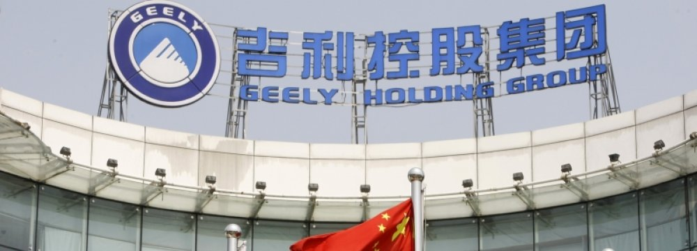 Geely chief Li Shufu is Daimler's biggest shareholder.
