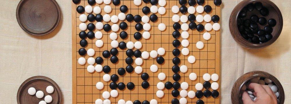 Google AI Beats Go Champion