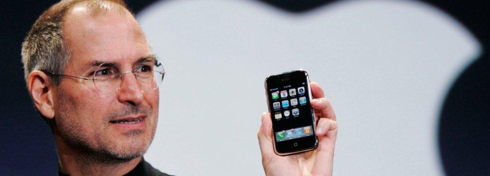 Steve Jobs' iPhone is Ten Years Old
