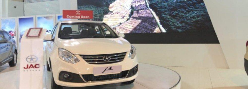Kerman Motor Terminates Assembly of 3 Chinese Models