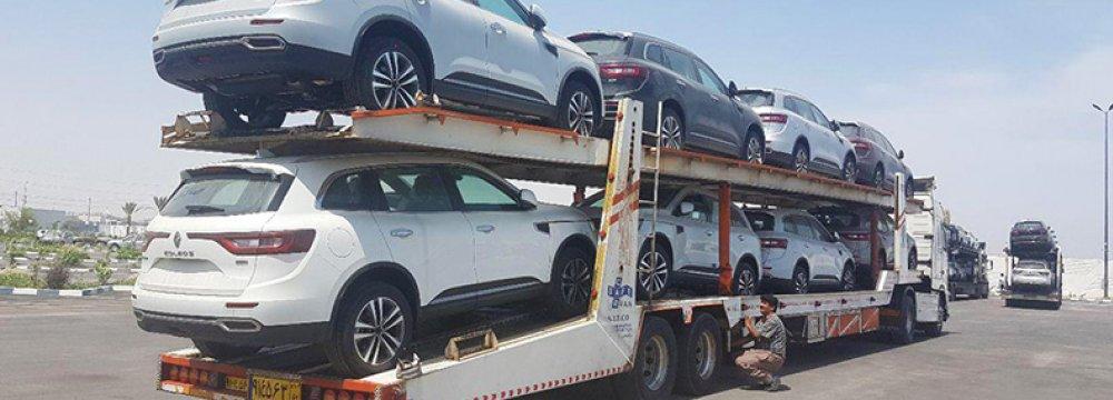 Renault Koleos Costs €49,320