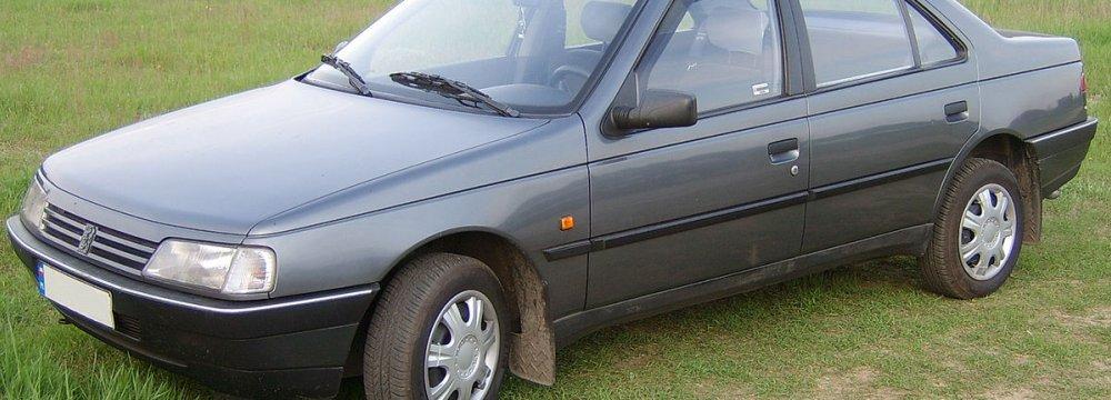 Iran Khodro's Old Peugeot Becomes Butt of Online Jokes