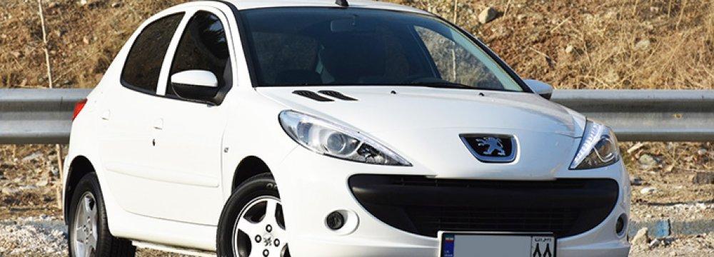 Iran Khodro Starts Presales of Peugeot 207i