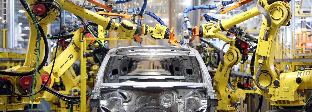 Kerman Motor produces Hyundai's i10 and i20 and several Lifan and JAC models.