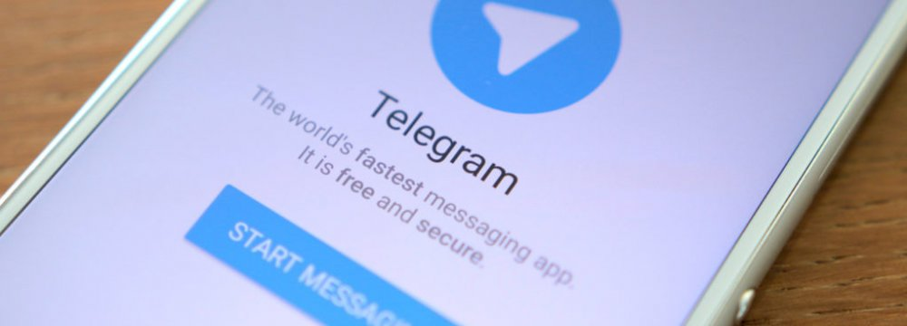 Telegram has taken over as the primary form of communication for most people.