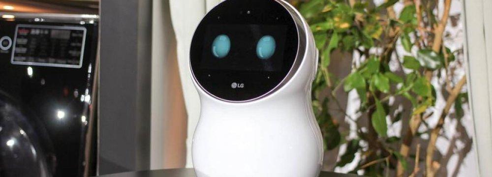 Disobedient Robot Derails LG Event