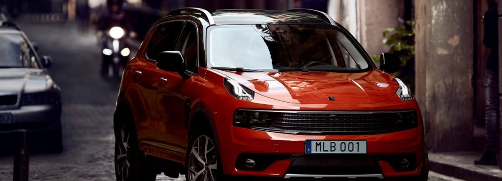 Lynk & CO Steers Clear of Volvo's Looks
