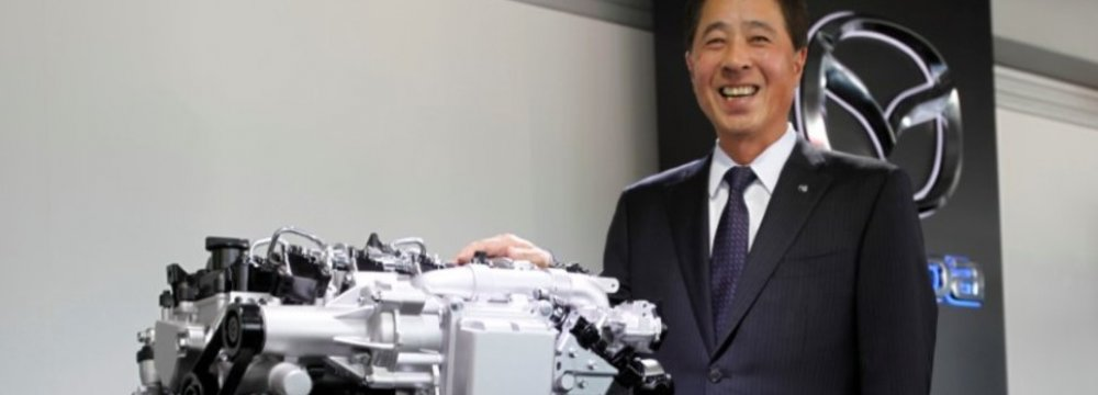 Mazda Leads Breakthrough in Engine Tech