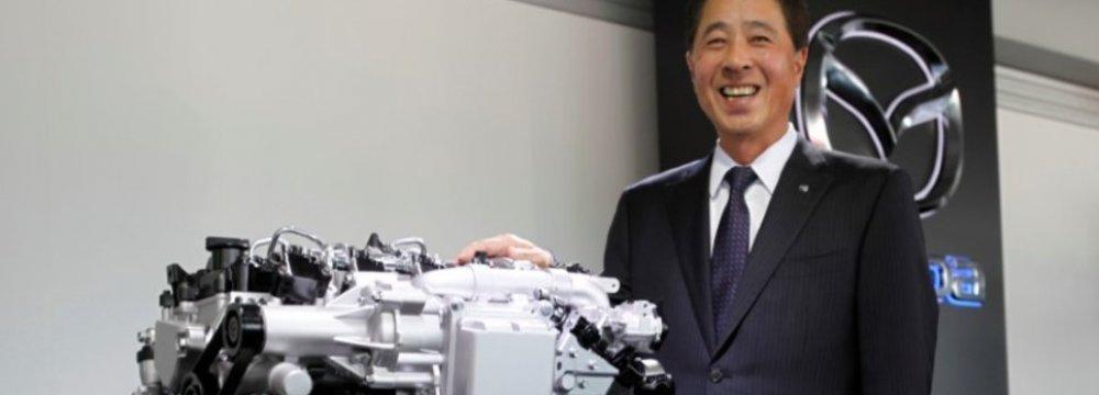 Mazda Leads Breakthrough in Engine Tech