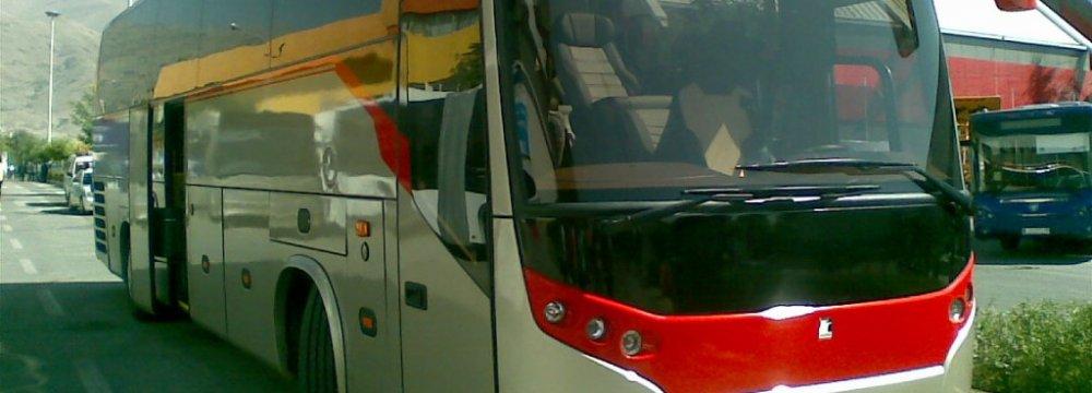 Bus Companies Halt Production