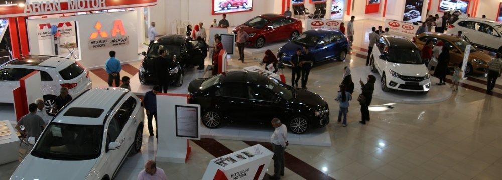 Urmia to Host Auto Expo