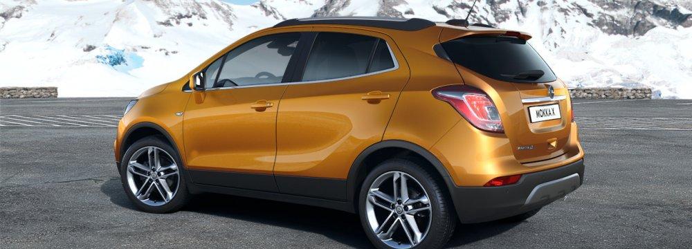 Iran Gets New Opel Dealer