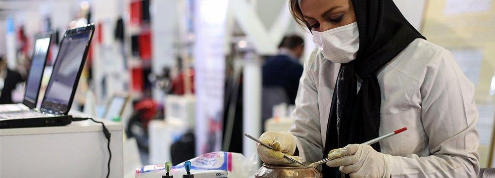 An estimated 4.7 million Iranians study in  local universities.