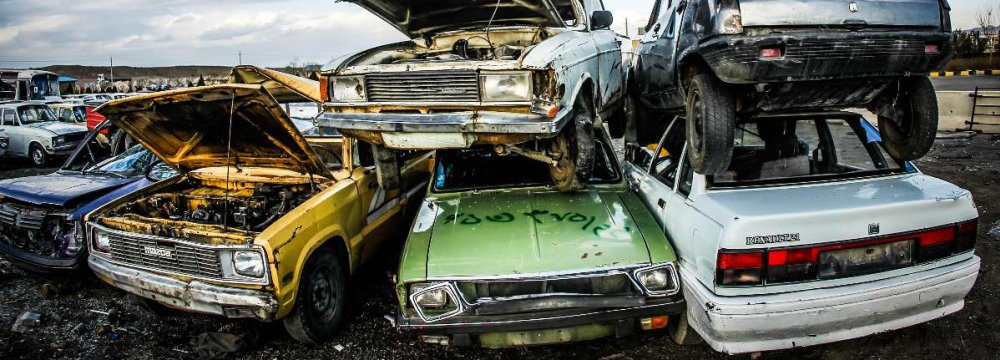The new scrappage rule means more money flowing out of the pockets of car buyers.