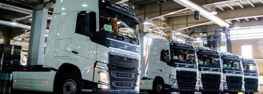 Volvo Trucks, SAIPA Discuss Closer Ties