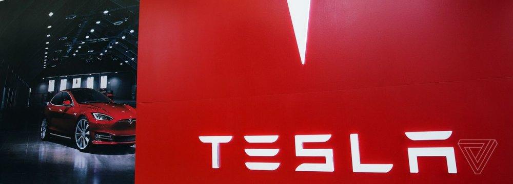 Tesla Hits New Speed Bump