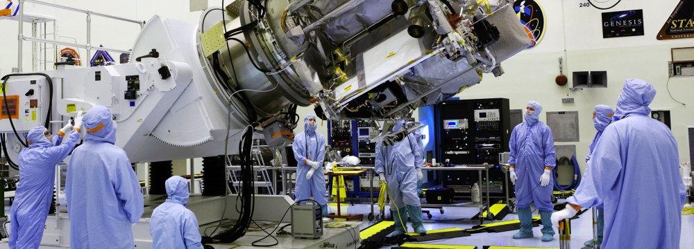 OSIRIS-Rex before launch (File Photo)
