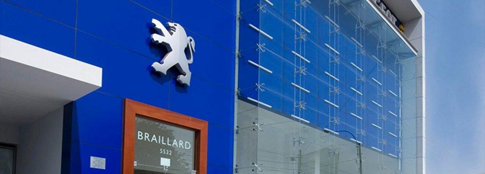 Peugeot, Nidec to Create Electric Motor JV