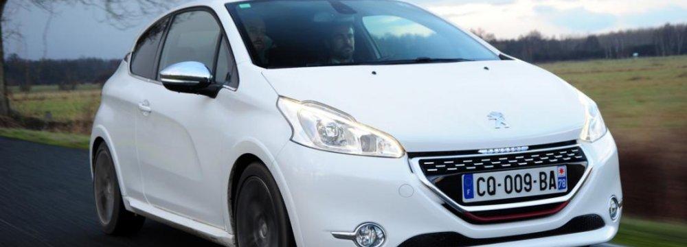 Iran Khodro (IKCO), Peugeot Reach  Preliminary Deal