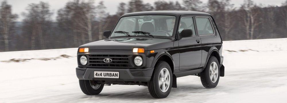 Russia New Car Registrations Up 19%