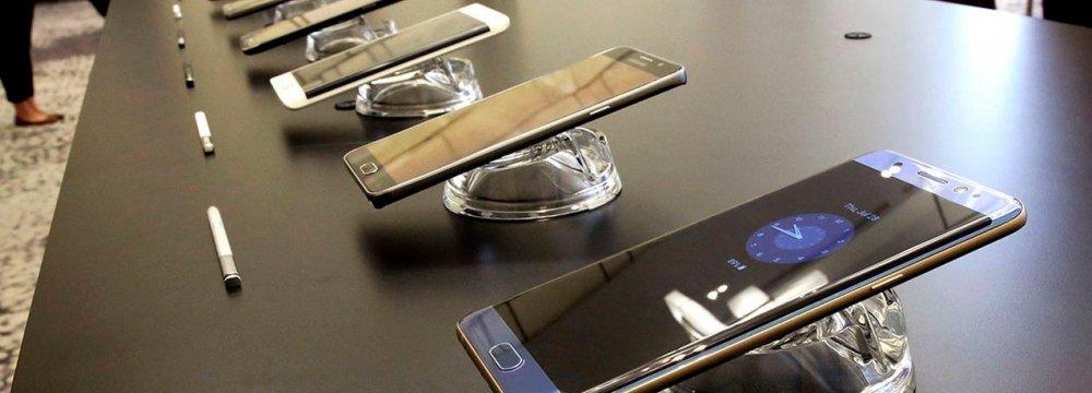Samsung Profits Leap Despite Sluggish Sales