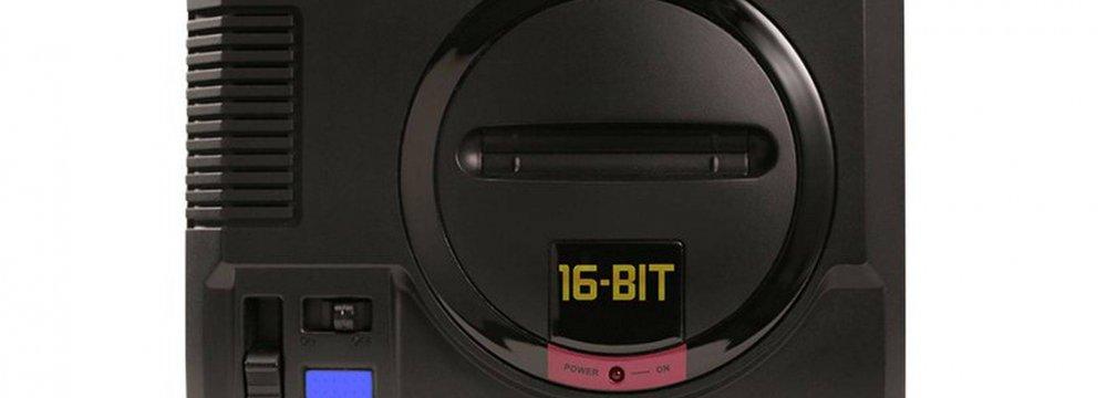 Sega Announces Mega Drive Mini