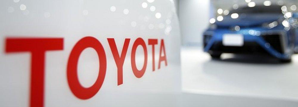 Toyota Revs Up Engine Development