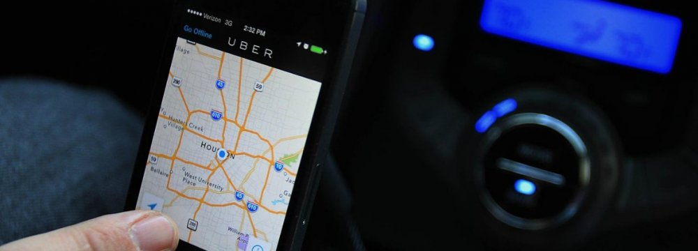 Uber User Discovers Free Riding Hack