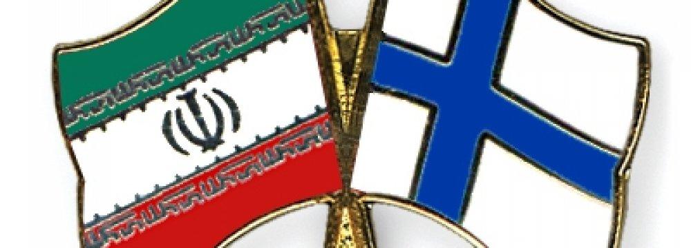 Iranian, Finnish Universities Agree to Cooperate