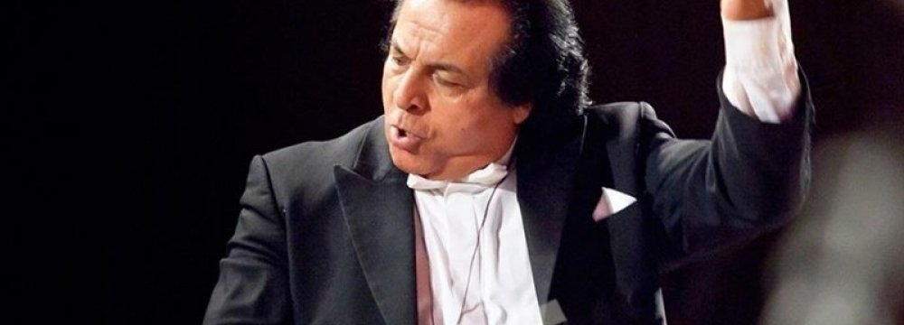 Ali Rahbari  to Hold Concert, Masterclass  in Turkey