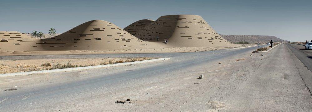 Keivani, Hajizadeh, Mehdizadeh Win Middle East Architectural Awards