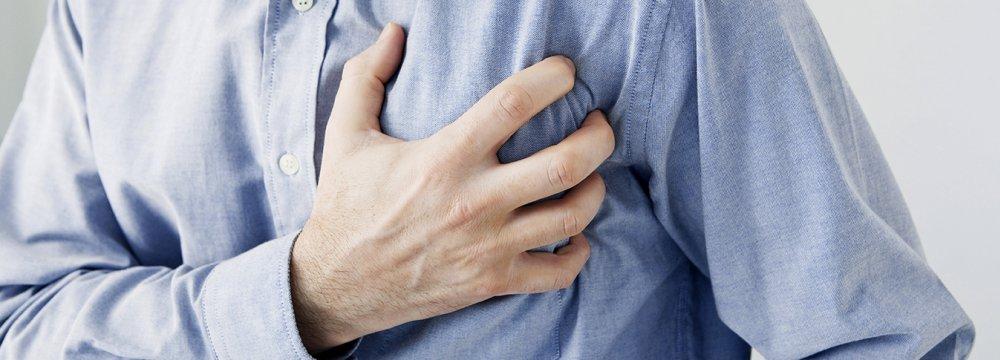 Heart Attacks Sooner  in Men