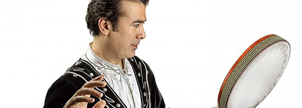 Azeri Pop Concert Sept. 6