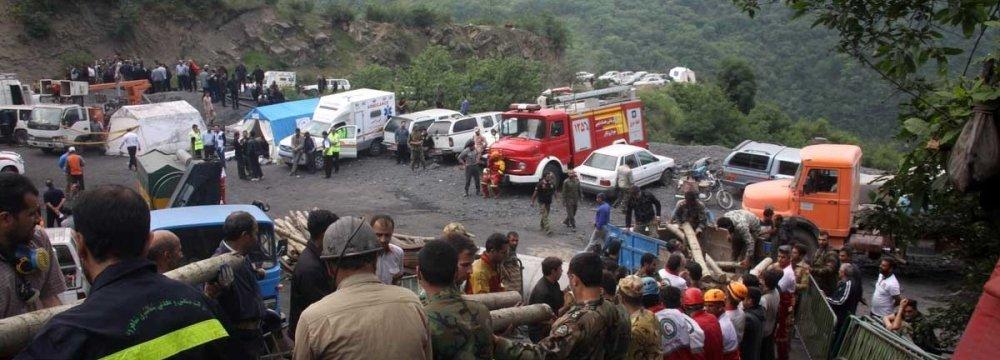 13 More Bodies Found in Mine Blast