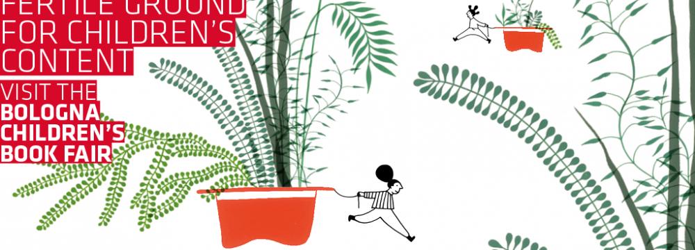4 Illustrators Will Show Works at Bologna Children's Fair