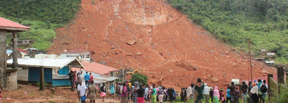 Sierra Leone Braces for More Floods