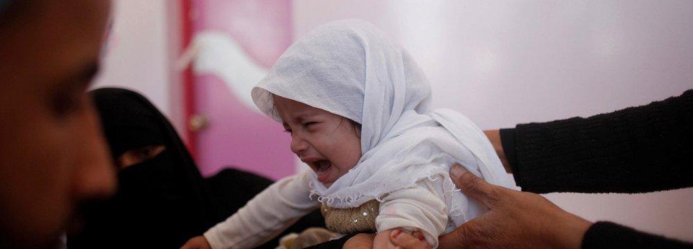 Cholera Crisis in Yemen