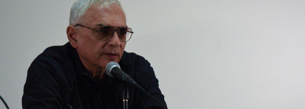 Russian Filmmaker in  Tehran Holds Workshop