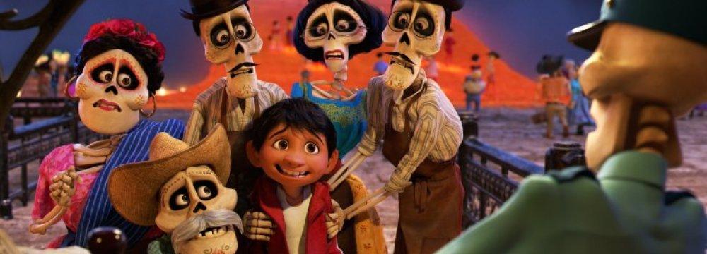 Pixar's Coco Sweeps Annie Awards