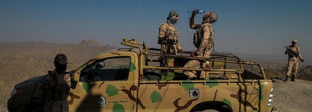 2 Policemen Hurt in Sistan Firing