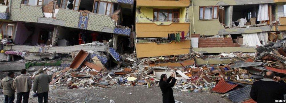 Disaster Preparedness Poor