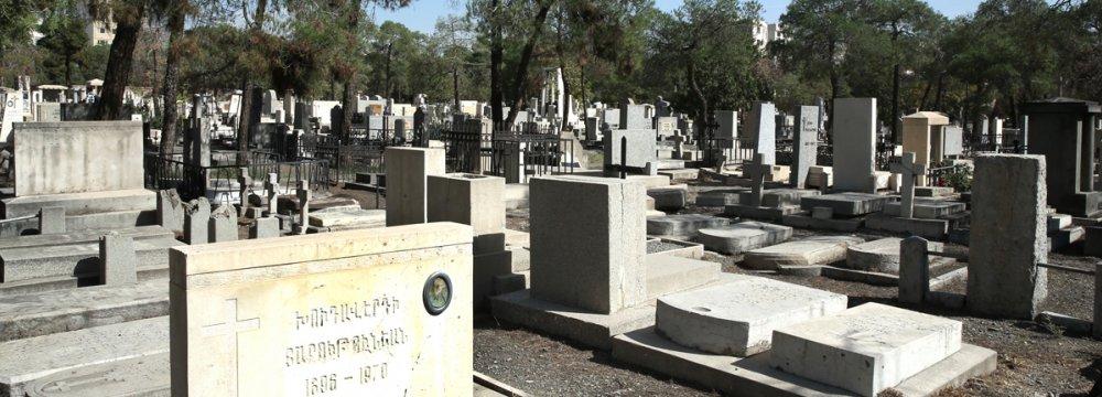 Doulab Catholic Cemetery