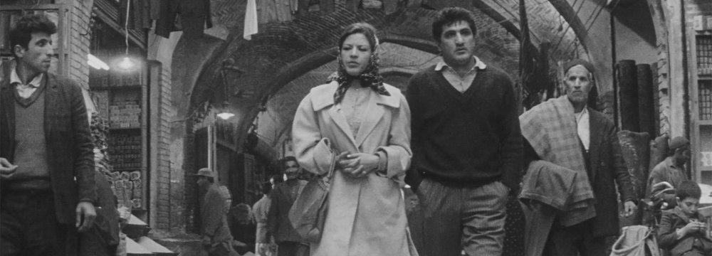 Retrospective of Filmmaker Ebrahim Golestan in Shiraz