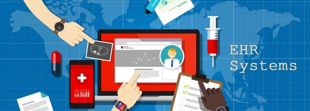 E-Health Records Cover 70% of Population