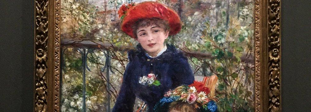 Trump's Fake Renoir Painting Exposed Again