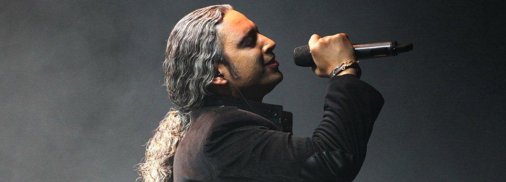 Fallahi to Sing at Milad Tower