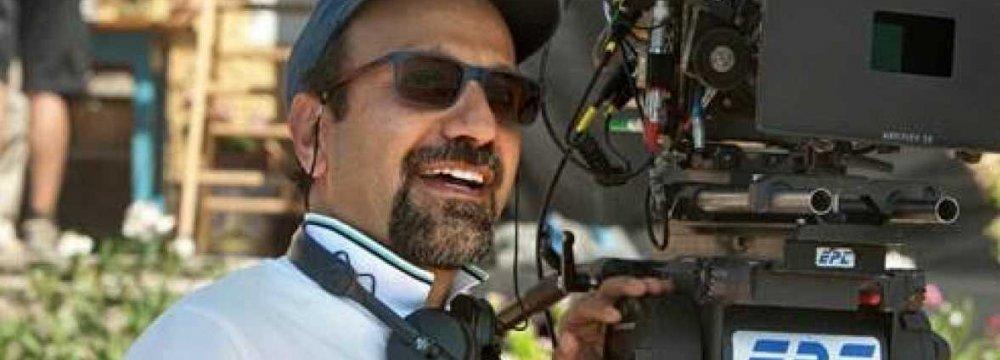 Farhadi's Film Among Top 100 Awaited Films of 2018